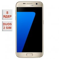 Samsung Galaxy S7 Gold Platinum 100% копия