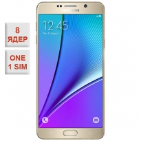 Samsung Galaxy Note 5 Gold 100% копия