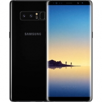 Samsung Galaxy Note 8 Midnight Black 100% копия
