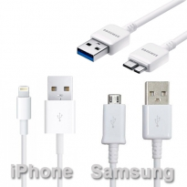 USB кабель Samsung, iPhone