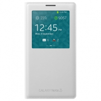 Чехол S-View Cover Samsung Galaxy Note 3 white
